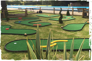 HM Adventure Golf - Modular Golf - Newbury